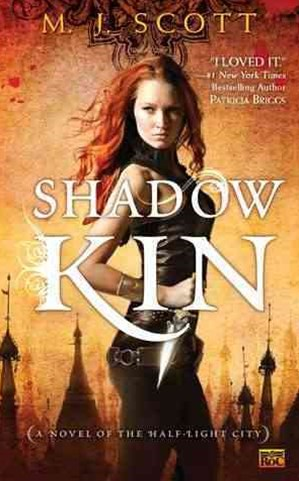 Shadow Kin: Half-Light City Book 1