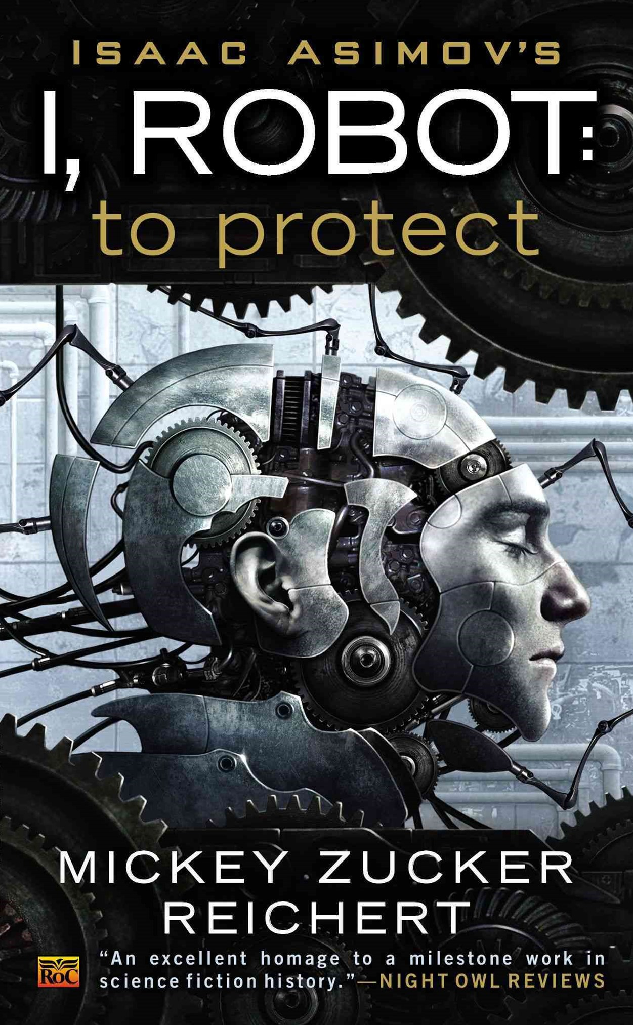I, Robot - To Protect