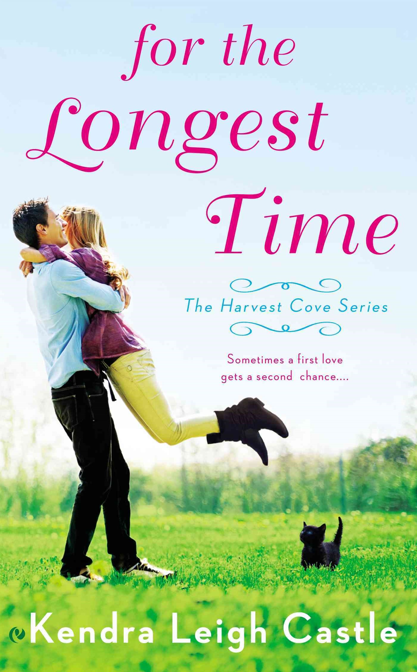 For the Longest Time: The Harvest Cove Series Book 1