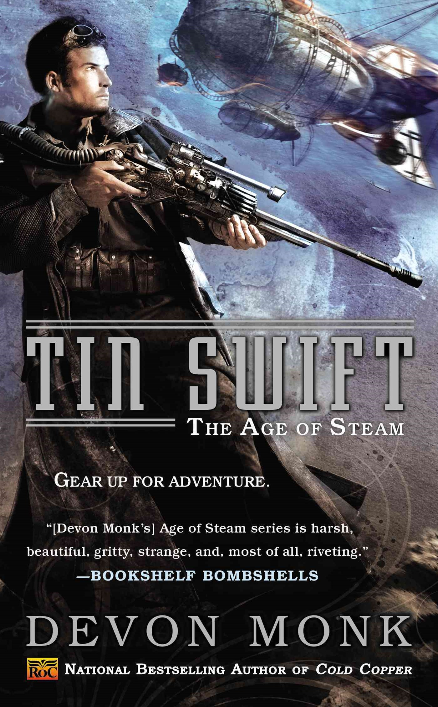 Tin Swift: The Age Of Steam Book 2