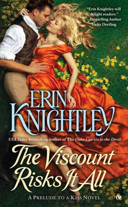 The Viscount Risks It All: A Prelude To A Kiss