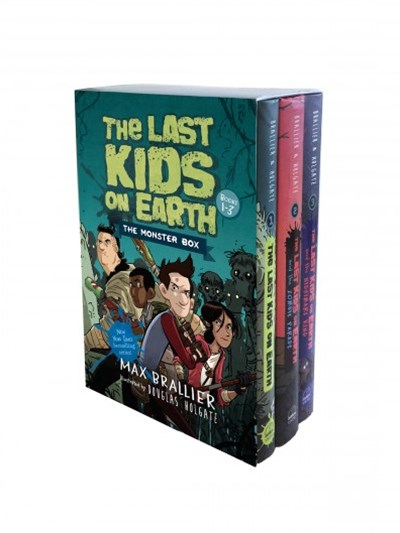 The Last Kids on Earth Collection