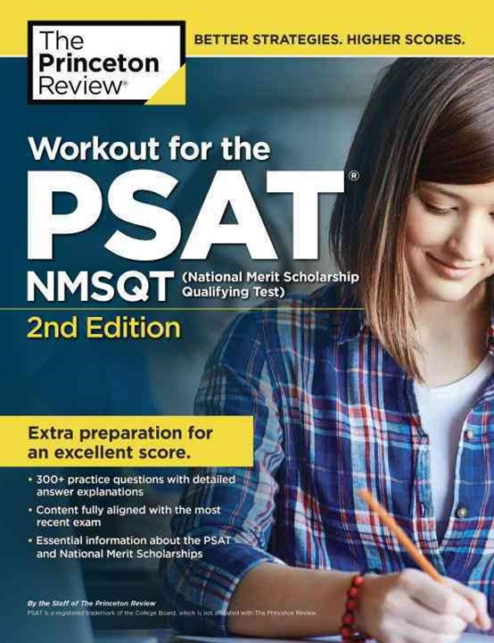 Workout for the PSAT/NMSQT, 2nd Edition