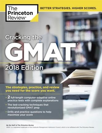 Cracking the GMAT with 2 Computer-Adaptive Practice Tests