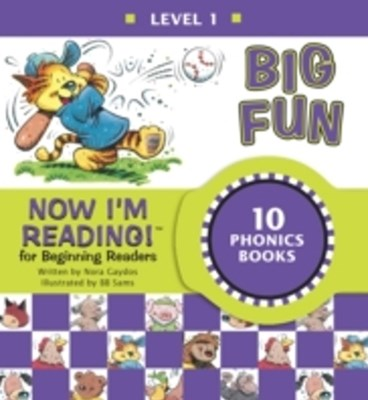 (ebook) Now I'm Reading! Level 1: Big Fun
