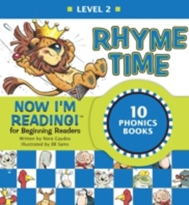 (ebook) Now I'm Reading! Level 2: Rhyme Time