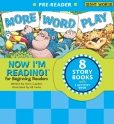 (ebook) Now I'm Reading! Pre-Reader: More Word Play