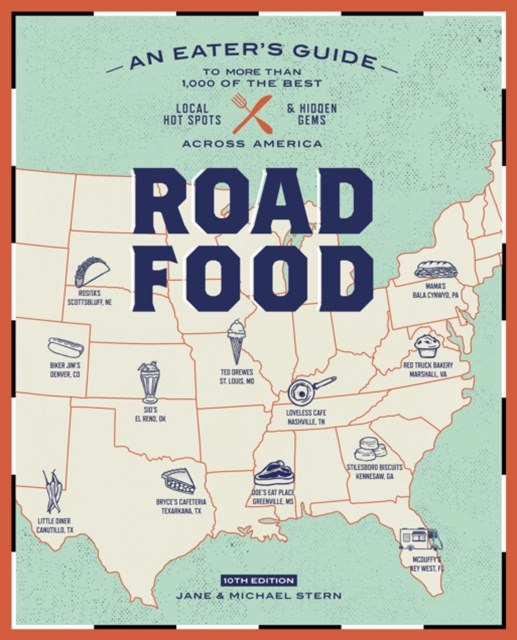 (ebook) Roadfood, 10th Edition