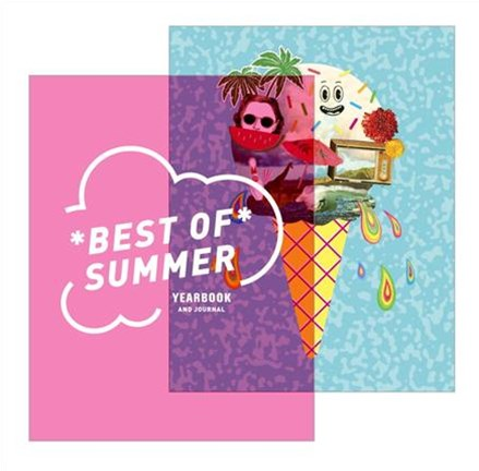 Best of Summer Yearbook and Journal