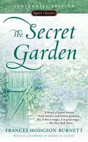 a review of frances hodgson burnetts the secret garden Includes reading group study the secret garden (9780689831416) by frances hodgson burnett hear about sales frances hodgson burnett (1849-1924) was born in manchester i'm the author/artist and i want to review the secret garden.