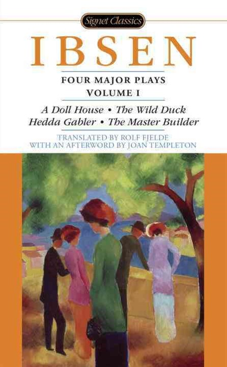 Four Major Plays: Volume I