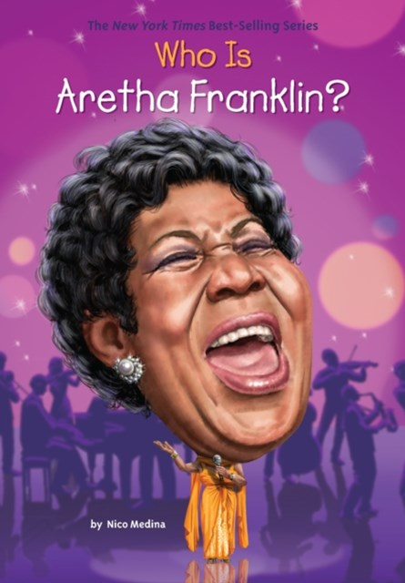 (ebook) Who Was Aretha Franklin?