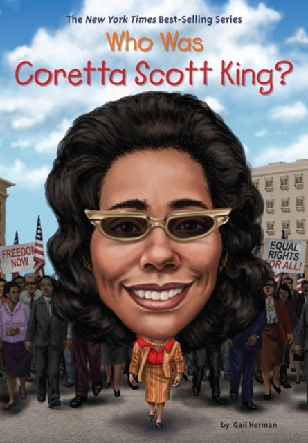 (ebook) Who Was Coretta Scott King?