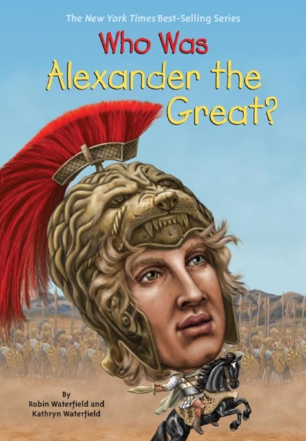 (ebook) Who Was Alexander the Great?
