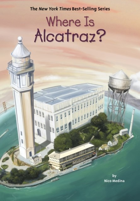 (ebook) Where Is Alcatraz?