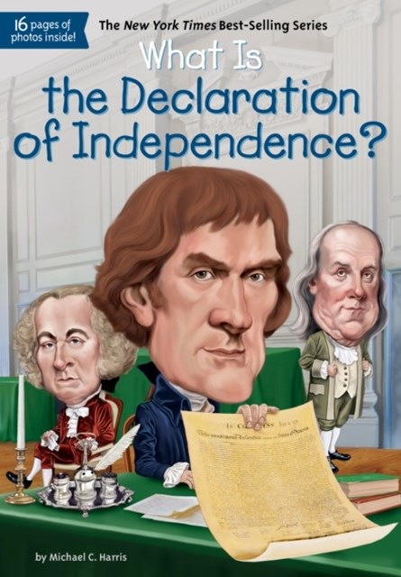 (ebook) What Is the Declaration of Independence?