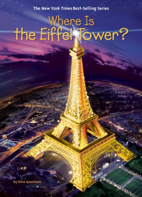 (ebook) Where Is the Eiffel Tower?