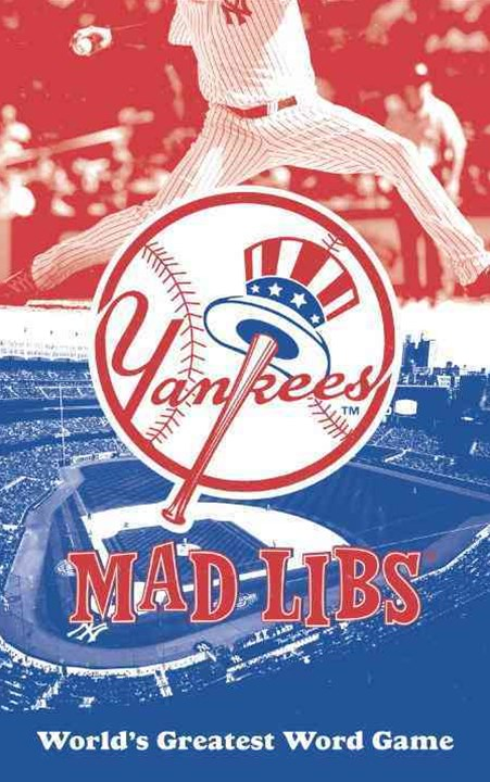 New York Yankees Mad Libs