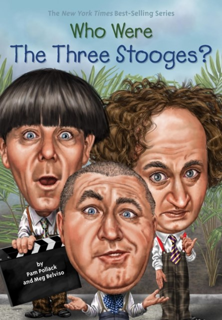 (ebook) Who Were The Three Stooges?