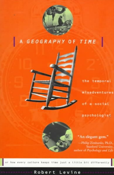 Geography of Time