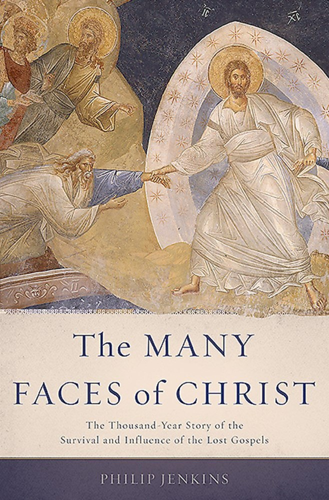Many Faces of Christ HB