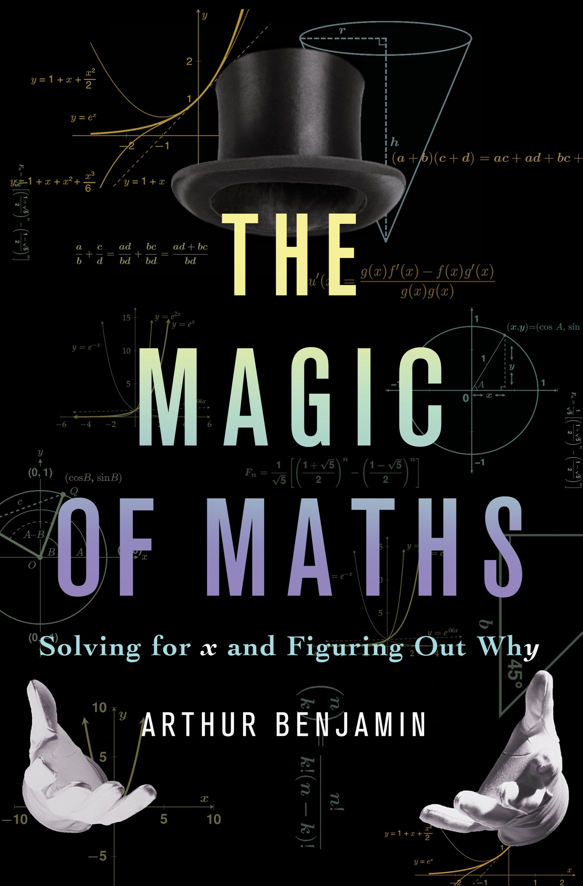 The Magic of Maths (INTL PB ED)