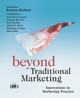 Beyond Traditional Marketing