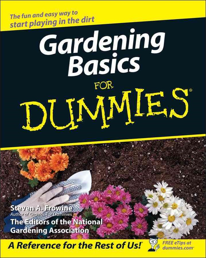 Gardening Basics for Dummies