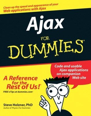 (ebook) Ajax For Dummies