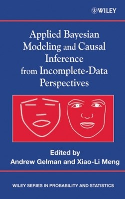Applied Bayesian Modeling and Causal Inference from Incomplete-Data Perspectives