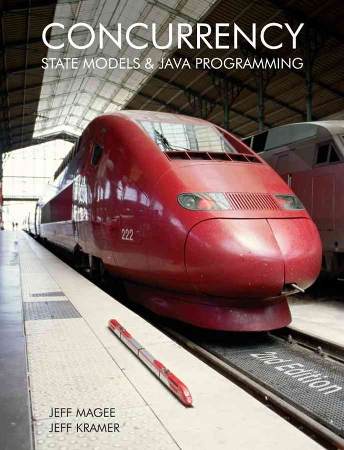 Concurrency - State Models and Java Programs 2E