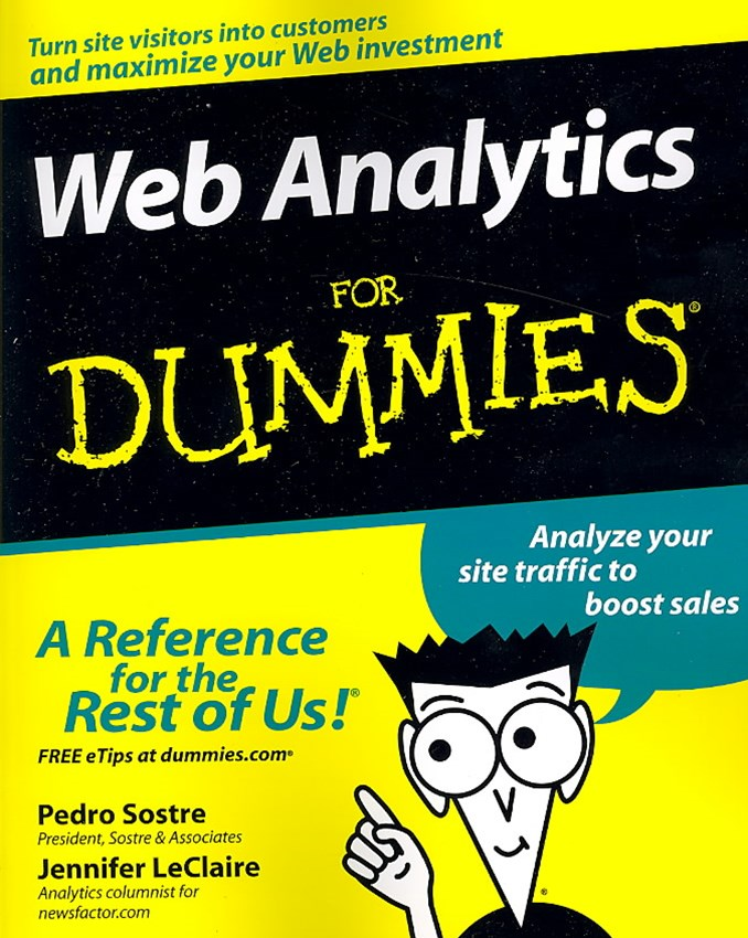 Web Analytics for Dummies®