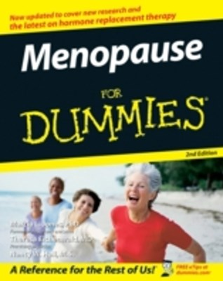 (ebook) Menopause For Dummies