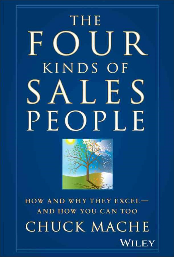 The Four Kinds of Salespeople