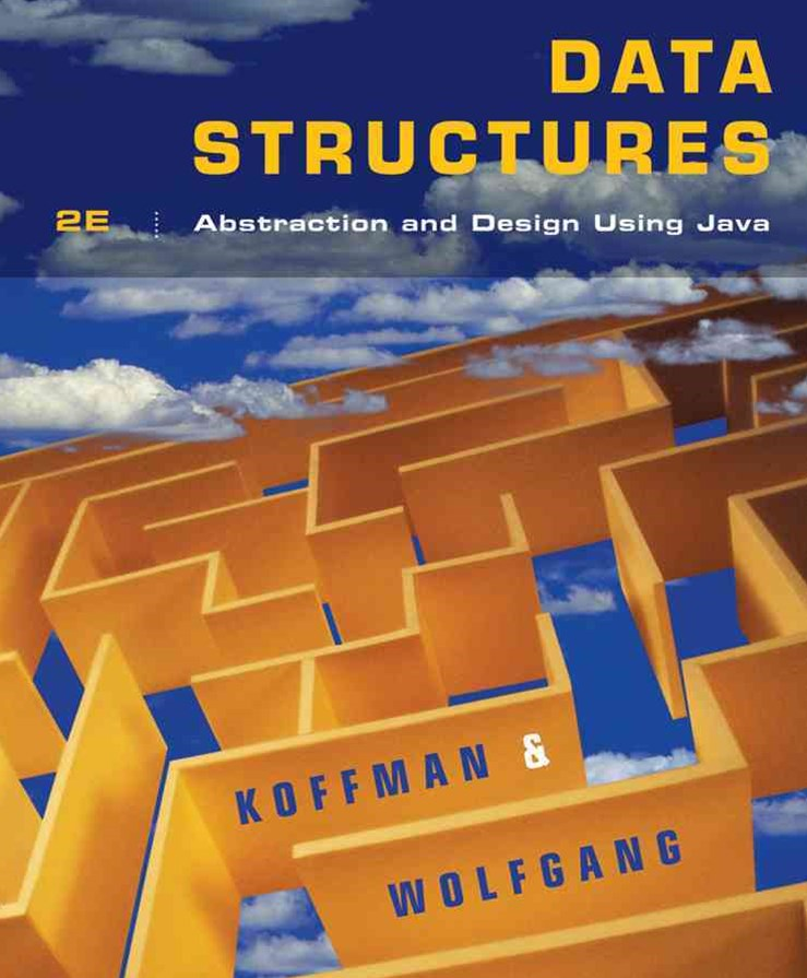 Data Structures Abstraction and Design Using Java 2E