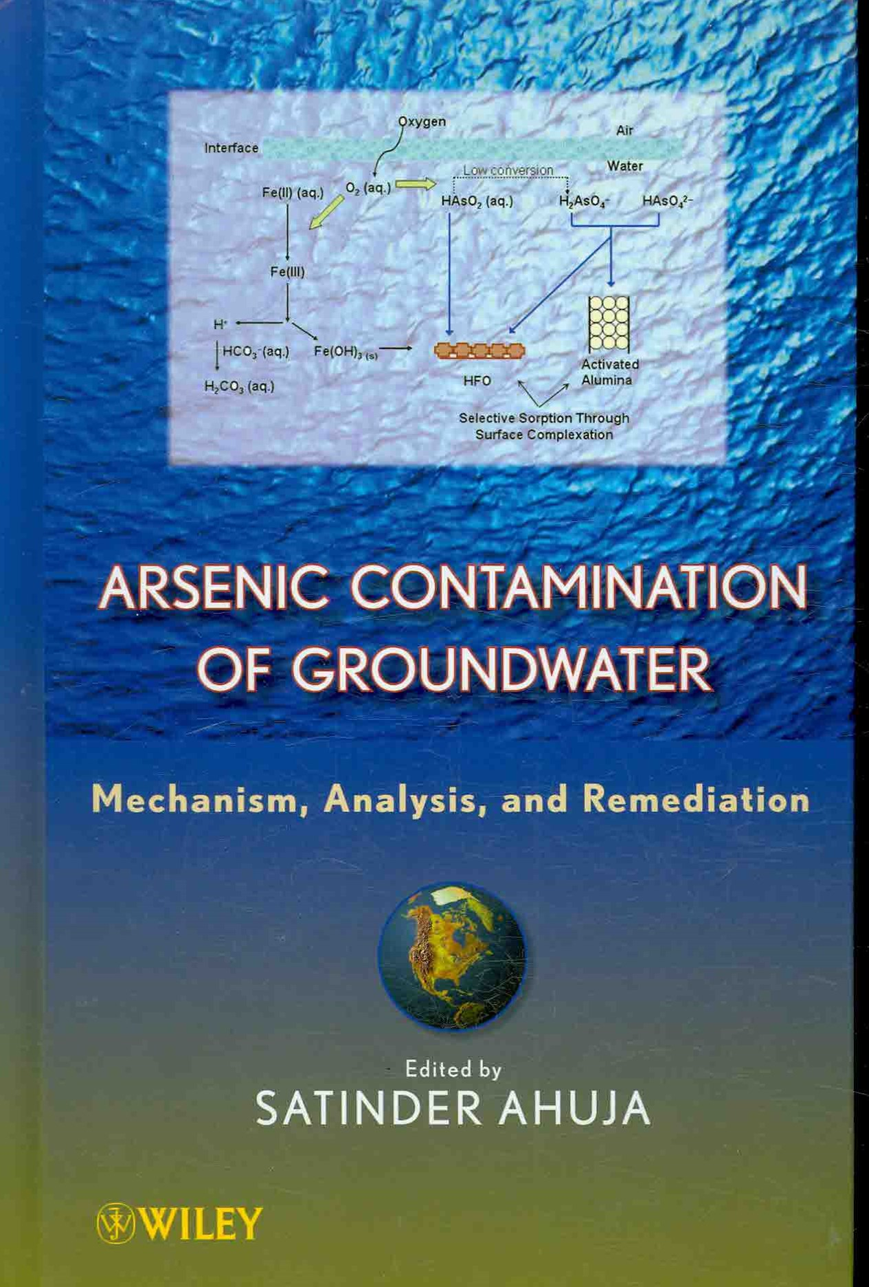 Arsenic Contamination of Groundwater
