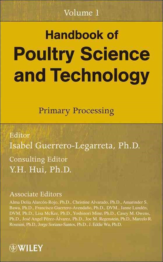 Handbook of Poultry Processing