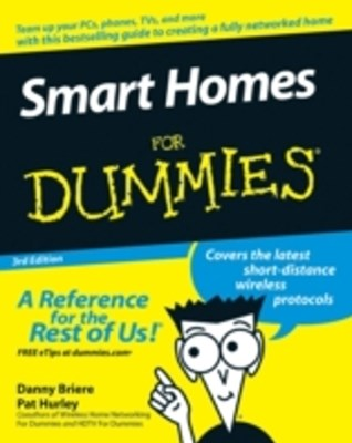 (ebook) Smart Homes For Dummies
