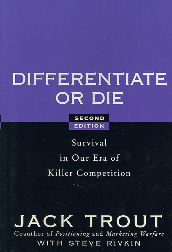 Differentiate Or Die