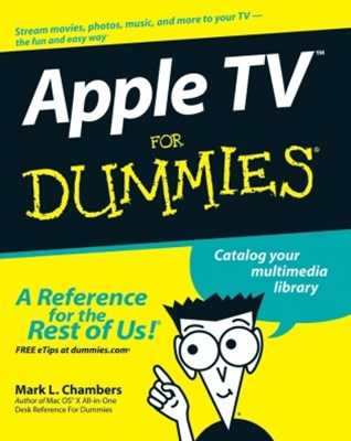 (ebook) Apple TV For Dummies