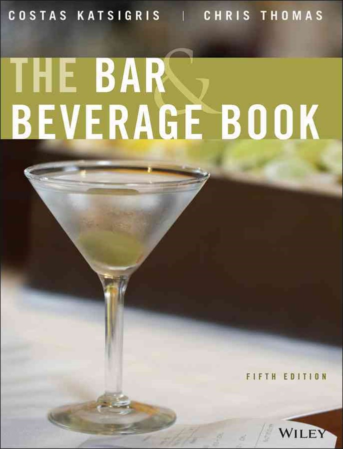 The Bar and Beverage Book 5E
