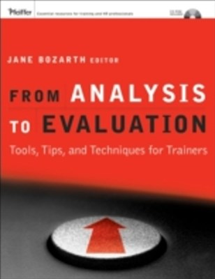 (ebook) From Analysis to Evaluation