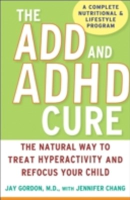 (ebook) ADD and ADHD Cure