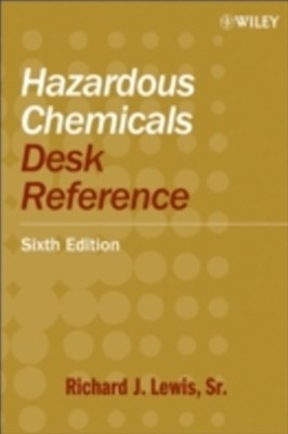 (ebook) Hazardous Chemicals Desk Reference