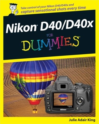 (ebook) Nikon D40/D40x For Dummies
