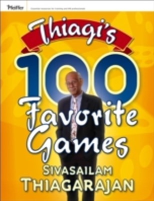 (ebook) Thiagi's 100 Favorite Games