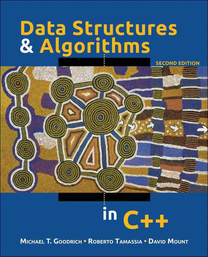 Data Structures and Algorithms in C++ 2E