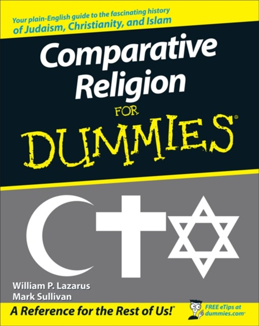 (ebook) Comparative Religion For Dummies