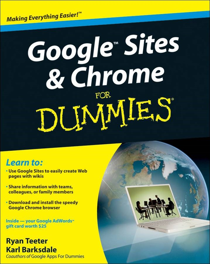 Google® Sites & Chrome for Dummies®