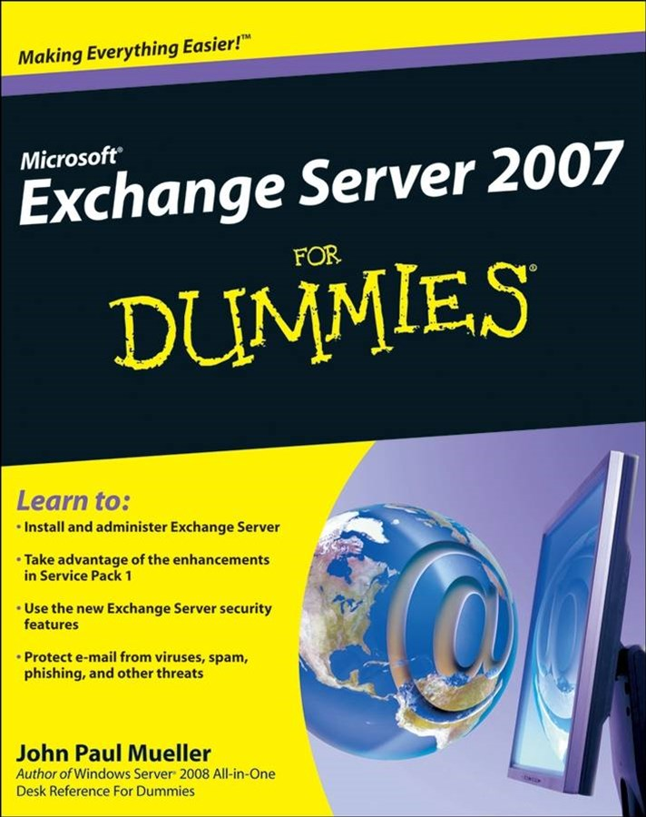 Microsoft Exchange Server 2007 for Dummies®